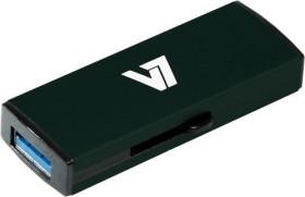 V7 Slide-In schwarz 8GB, USB-A 3.0 (VU38GDR-BLK-2E)