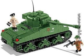 Cobi Historical Collection WW2 Sherman Firefly (2515)