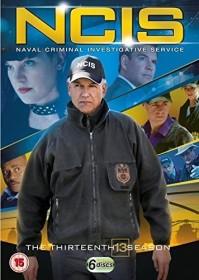 NCIS Season 13 (DVD) (UK)