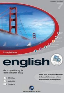 digital Publishing: interactive language tour V7: Complete Course English (PC)
