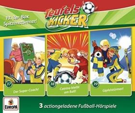 Teufelskicker 3er Box 13 - Spitzenstürmer!