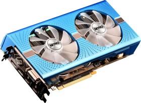 Sapphire Nitro+ Radeon RX 590 8G G5 SE, 8GB GDDR5, DVI, 2x HDMI, 2x DP, lite retail (11289-01-20G)