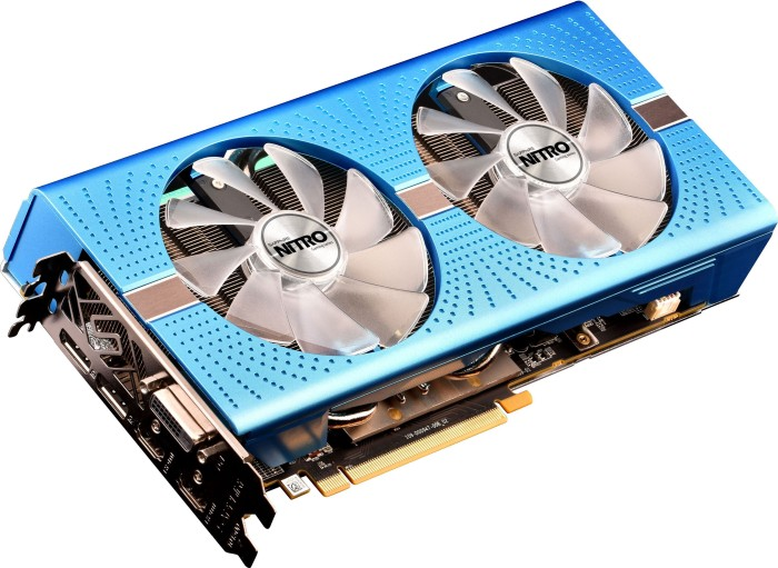 Sapphire Nitro+ Radeon RX 590 8GD5 Special Edition, 8GB GDDR5, DVI, 2x HDMI, 2x DP, lite retail (11289-01-20G)