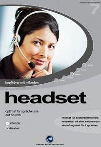 cyfrowy Publishing: interaktywna podróż językowa V7: headset z testem sprawdzającym (PC)