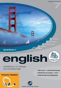 digital Publishing: interactive language tour V7: English Part 1 + headset (PC)