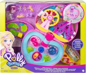 Mattel Polly Pocket Freizeitpark Rucksack (GKL60)