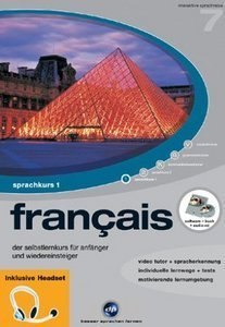 digital Publishing: interactive language tour V7: français Part 1 + headset (PC)