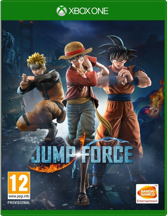 jump force collectors edition poster