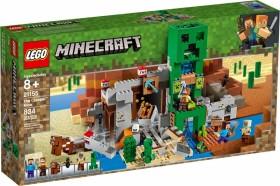 LEGO Minecraft - The Creeper Mine (21155)