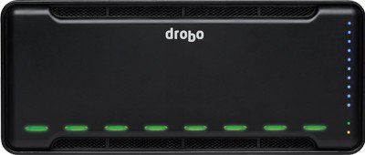 Drobo B810i, 2x Gb LAN (DR-B810I-3A31)
