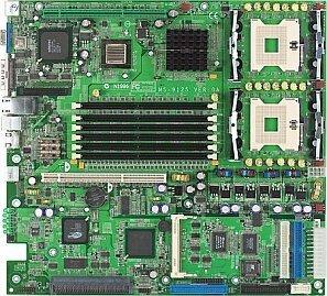 MSI E7501 Master-LSR2, iE7501 (dual reg ECC DDR) (MS-9125-010)