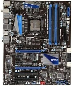 MSI P67A-GD65 [B3] (7681-031R)