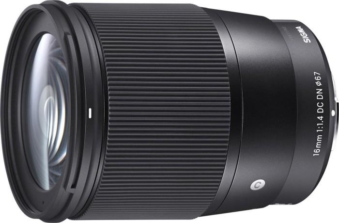 Sigma Contemporary 16mm 1.4 DC DN für Sony E (402965)