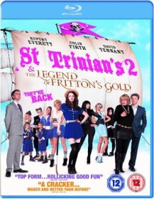 St. Trinian's 2 - The Legend Of Fritton's Gold (Blu-ray) (UK)