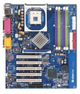Albatron PX865PE, i865PE (dual PC-3200 DDR)