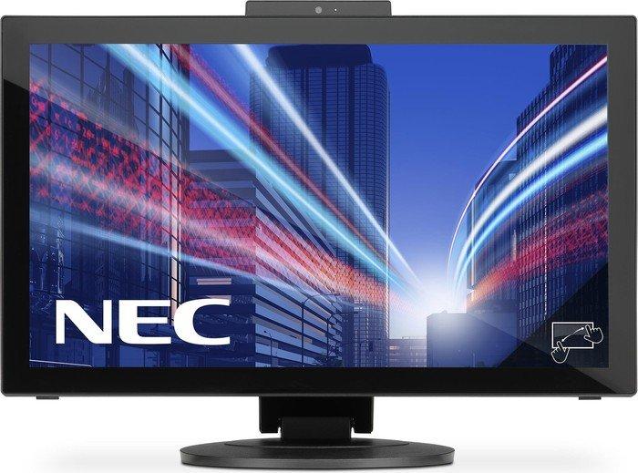 "NEC MultiSync E232WMT black, 23"" (60003680)"