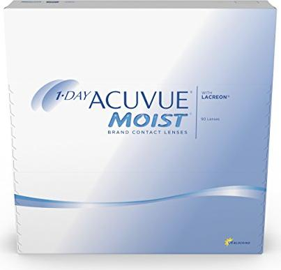 Johnson & Johnson 1-Day Acuvue Moist, 90-pack -- via Amazon Partnerprogramm