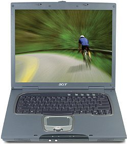 Acer TravelMate 800LCi, EDU