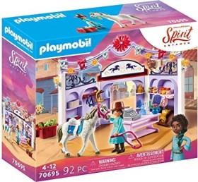 playmobil Spirit - Riding Free - Miradero Reitladen (70695)