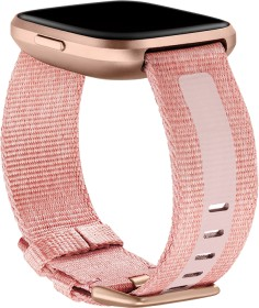 Fitbit replacement bracelet fabric for Versa 2 pink (FB171WBPKPK)