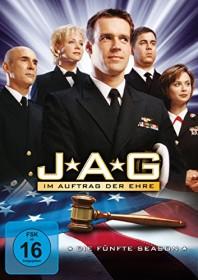 JAG Season 5 (UK)