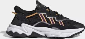 adidas Ozweego core black/purple beauty/flash orange (Damen) (EH3219)