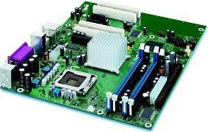 Intel D915GEVL, i915G [dual PC2-4200U DDR2]
