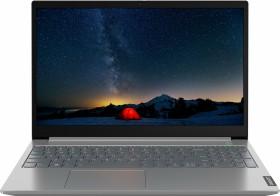 Lenovo ThinkBook 15-IIL Mineral Grey, Core i5-1035G1, 16GB RAM, 512GB SSD, FPR, Windows 10 Pro (20SM002BGE)