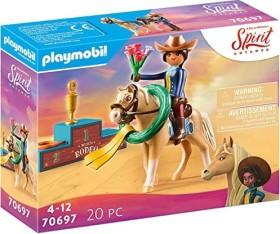 playmobil Spirit - Riding Free - Rodeo Pru (70697)
