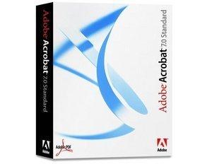Adobe Acrobat 7.0 Standard Update v. Std (PC) (verschiedene Sprachen)