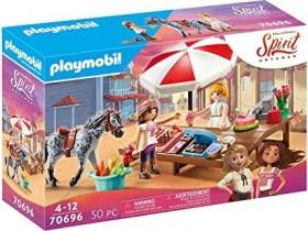 playmobil Spirit - Riding Free - Miradero Süßigkeitenstand (70696)
