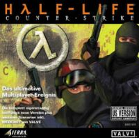 Half-Life: Counter Strike (English) (PC)