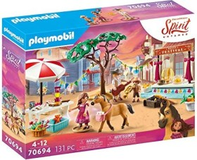 playmobil Spirit - Riding Free - Miradero Festival (70694)