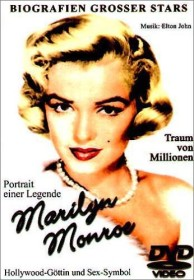 Marilyn Monroe - Portrait einer Legende (DVD)