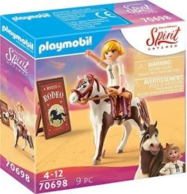 playmobil Spirit - Riding Free - Rodeo Abigail (70698)