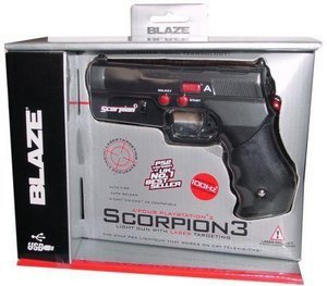 Blaze Scorpion 3 Lightgun - 100 Hz (PS2) (ECD500078H)