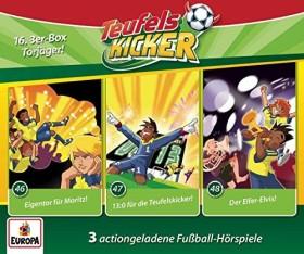 Teufelskicker 3er Box 16 - Torjäger!