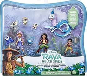 Hasbro Disney Raya und der letzte Drache: Kumandra Story Set (E9474)
