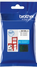Brother Tinte LC3619XLC cyan