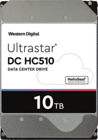 Western Digital Ultrastar DC HC510 10TB, 512e, SE, P3, SATA 6Gb/s (HUH721010ALE604 / 0F27454)