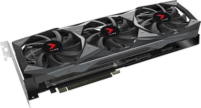 PNY GeForce RTX 2080 XLR8 Gaming OC, 8GB GDDR6, HDMI, 3x DP, USB-C (VCG20808TFMPB-O)