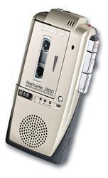 Olympus J-300 analog voice recorder (053239)