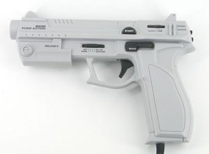 Namco Pump Action Lightgun (PS1/PS2)