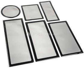 DEMCiflex dust filter set for Corsair Air 540 black/black (DF0431)
