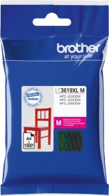 Brother Tinte LC3619XLM magenta