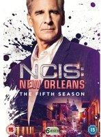 NCIS New Orleans Season 5 (DVD) (UK)