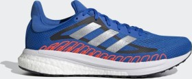 adidas Solar Glide ST 19 football blue/silver metallic/solar red (Herren) (FY0361)