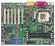 EPoX EP-3VHA, Apollo Pro 266 (DDR)