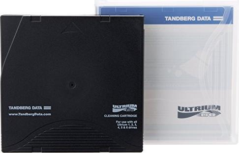 Tandberg Ultrium LTO cleaning cartridge (432631) -- via Amazon Partnerprogramm