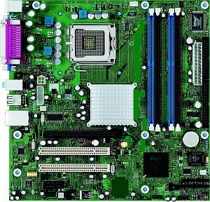 Intel D915GUXL (dual PC2-4200U DDR2)